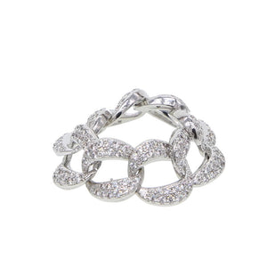 Carly Chain Ring