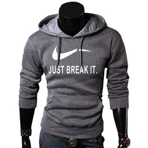 "Apparel - ""Just Break It"" Hoodie"