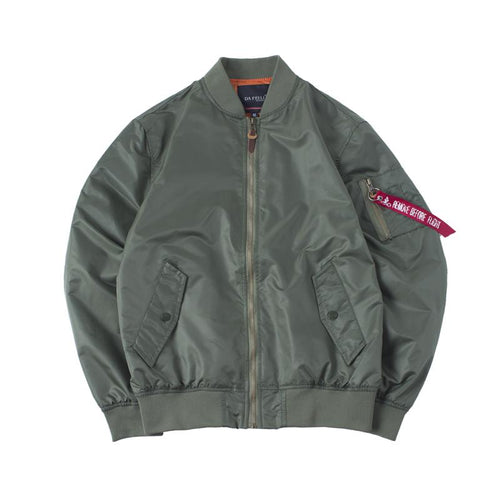 Apparel - MA-1 Bomber Jacket