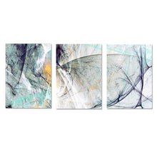 Canvas - Nordic Nature Spiral 3 Pieces Canvas