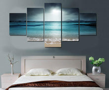 Canvas - Ocean Bask 5 Piece Canvas