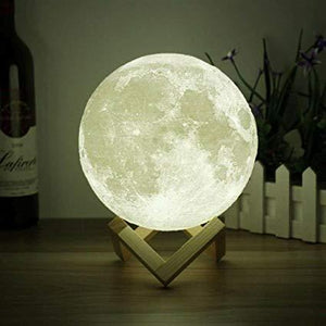 Lamp - 3D Moon Lamp (LIMITED RELEASE)