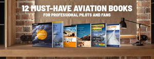 12 Must-Have Aviation Books for Professional Pilots and Fans