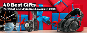 40 Best Gifts for Pilot and Aviation Lovers in 2019