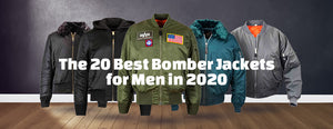 The 20 Best Bomber Jackets for Men in 2020