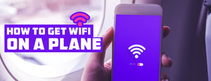 How to Get Wi-Fi on a Plane (Guide)