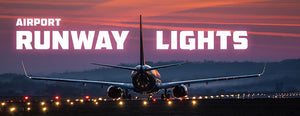 Airport Runway Lights: Spacing and Colors (All the Details)