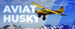 Aviat Husky (High-Wing Utility Light Aircraft)