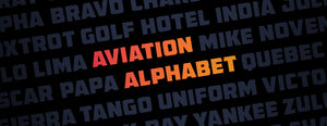 Aviation Alphabet: Learn the Phonetic Alphabet for Aviation (A to Z)