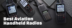 Best Aviation Handheld Radios on The Market