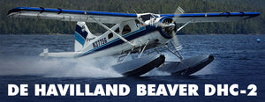 De Havilland Beaver DHC-2 (Best Bush Plane in History)