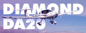 Diamond DA20 (Perfect Flight Training Aircraft)