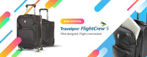 What's the best travel gear for professional pilots and airline crew?