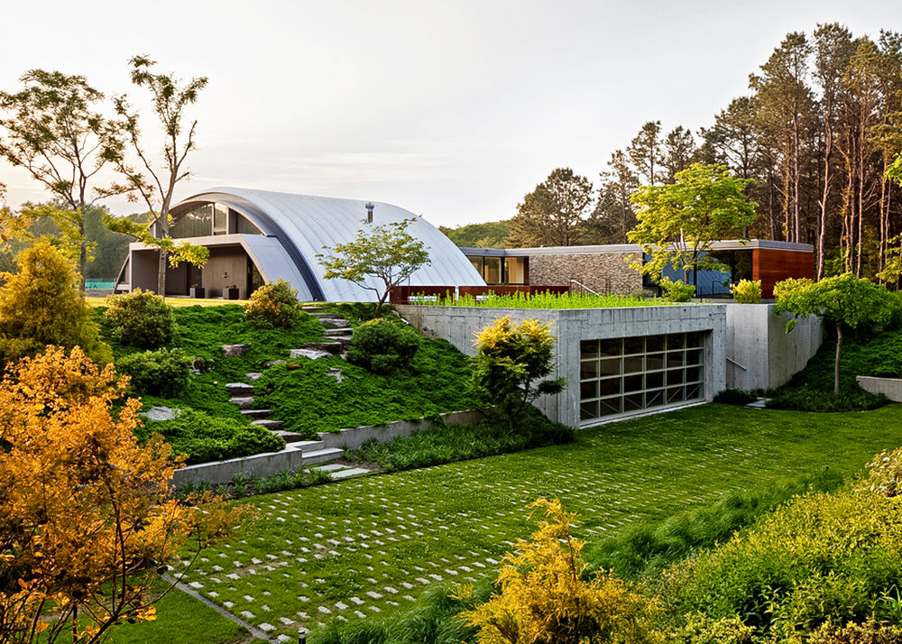 10 Hangar Homes Make Your Jaw Drop Green Arc