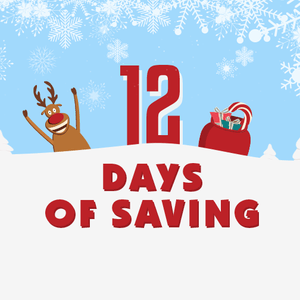 12 Days Of Savings Final Day