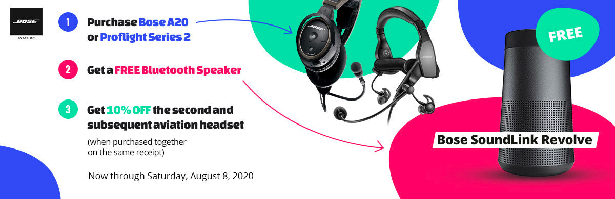 Bose Summer Promotion