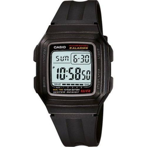 Casio Men's Black Resin Digital Sport Watch