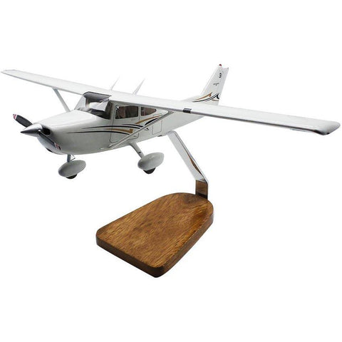 Cessna 172 Clear Canopy Model