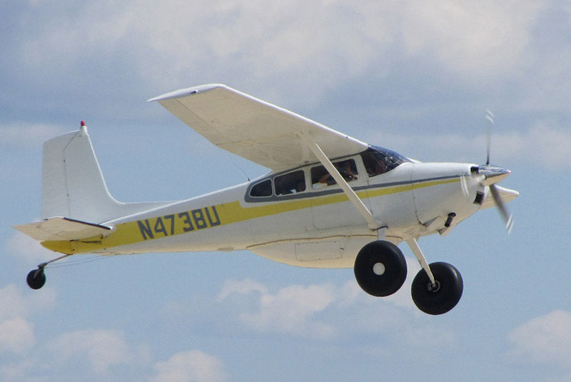 Cessna 180 (One of the Best Bush Planes)