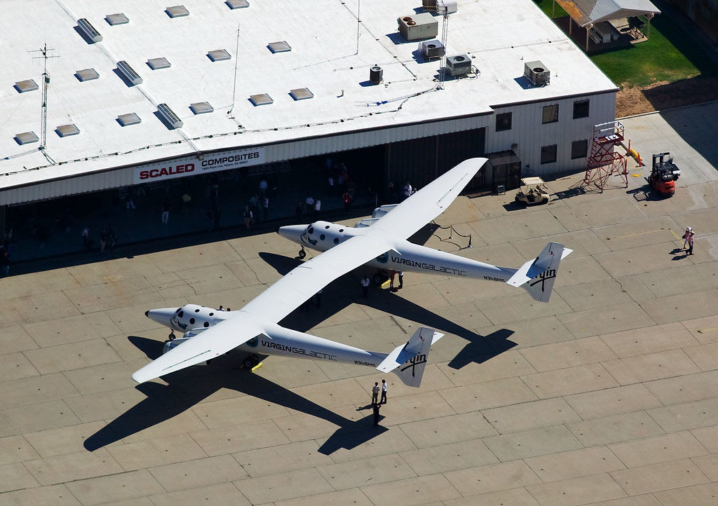 Scaled Composites VMS Eve