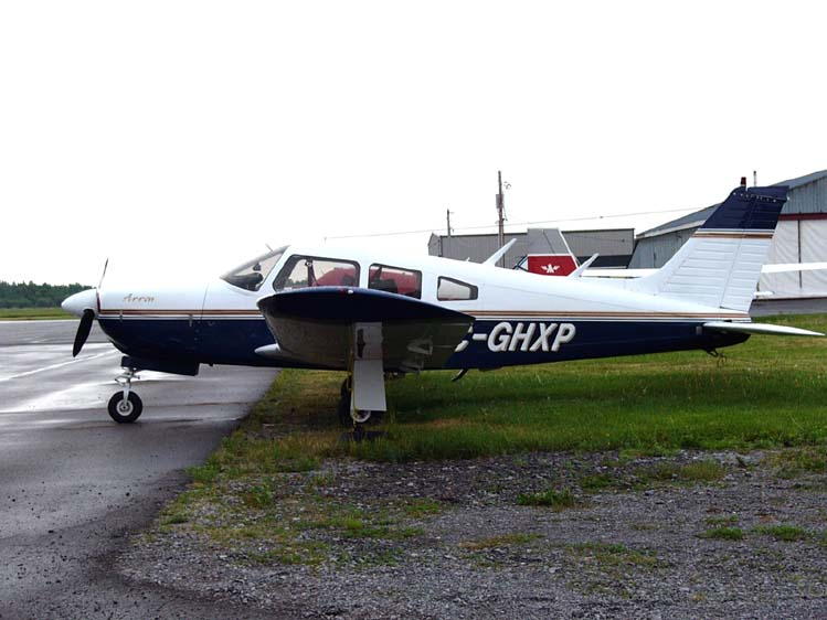 Piper Arrow (Specifications and History)