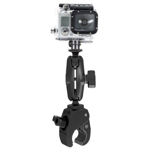 RAM GoPro Hero Adapter with Small Tough Claw Mount Kit