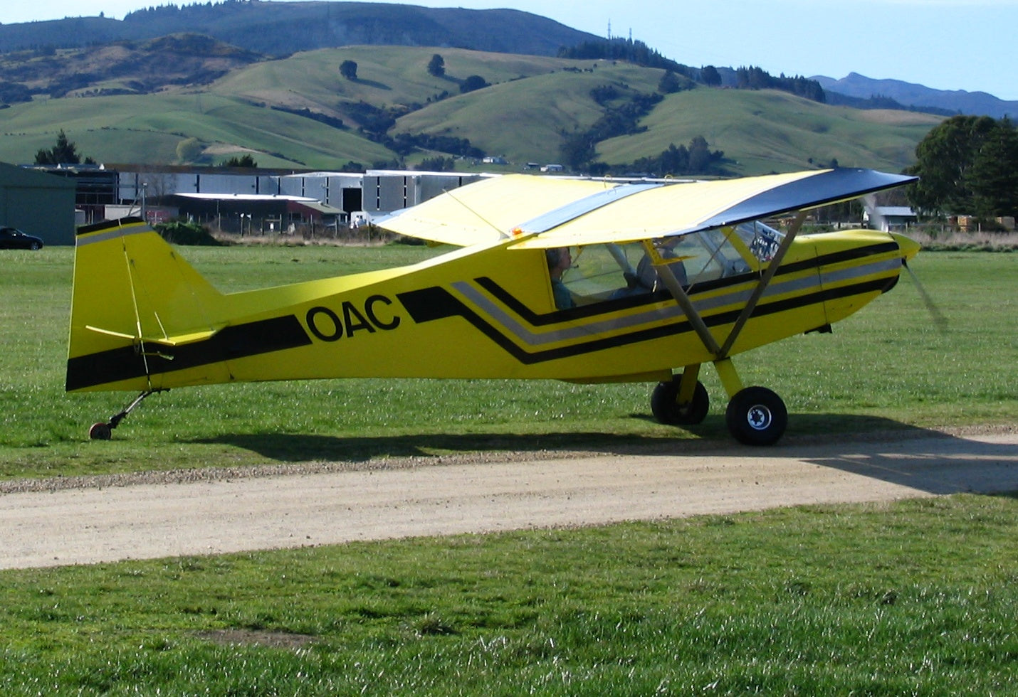 Rans S-7 Courier