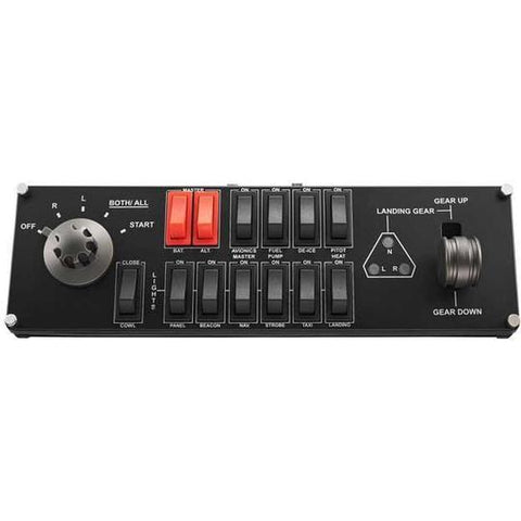Logitech Saitek Pro Flight Switch Panel