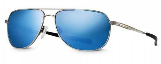 Ascent Aviator Sunglasses by Method Seven