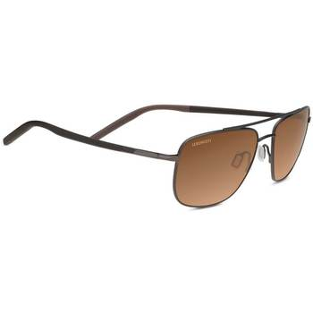 Serengeti Aviator Sunglasses