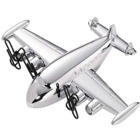 Super Constellation Friction Plane Paperweight