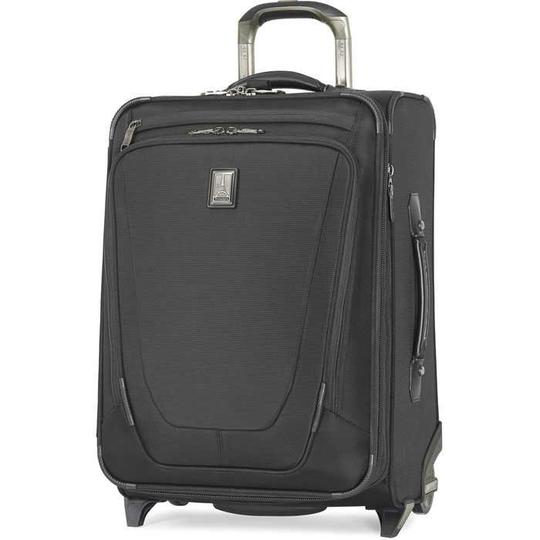 "Travelpro 20"" Expandable Business Plus Rollaboard Crew 11 Black"