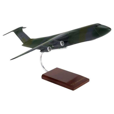Aircraft Models - C-5A/B Galaxy (E-1) Mahogany Model