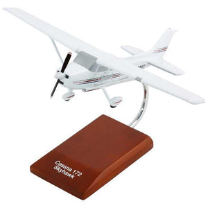 Aircraft Models - Cessna 172 Skyhawk (Modern) Resin Model