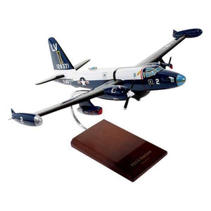 Aircraft Models - P2V-5 Neptune Mahogany Model
