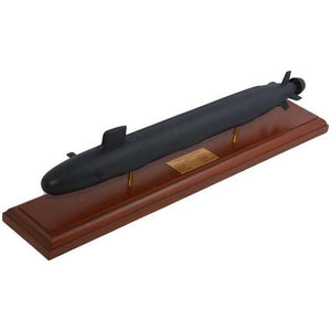 Aircraft Models - Virginia Class Submarine (L) Resin Model