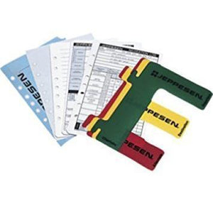 Airway Manual & Chart Accessories - Jeppesen Airway Manual Accessory Pack AM626046