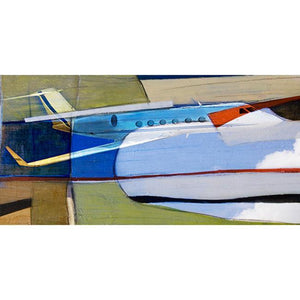 Artwork & Prints - Executive Air 2 Frank Martin Print