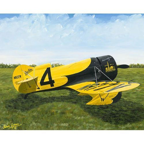 Artwork & Prints - Gee Bee Z Air Racer Limited Edition Sam Lyons Print