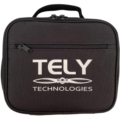 Assorted Adapters & Accessories - Tely Headset Carry Case