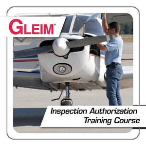 Aviation Maintenance Technician - Gleim Online Inspection Authorization Training Course