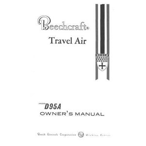 Beech Travel Air - Beech D95A Travel Air Owner's Manual (part# 95-590014-61)