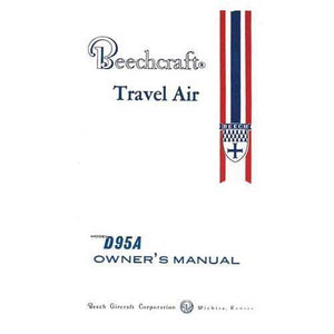 Beech Travel Air - Beech Travel Air D95-A Owner's Manual (part# 96-590011-9)