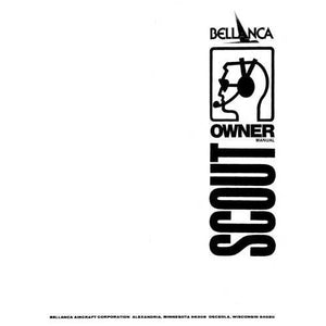 Bellanca - Bellanca 8GCBC Scout 1974-1979 Owner's Manual (part# BL8GCBC-74-79-O)