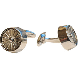 Belts Cufflinks Ties Etc - Jet Engine Cufflinks