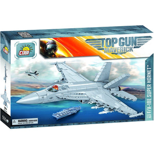 Blocks - Top Gun F/A-18E Super Hornet 555pc Set Cobi Blocks
