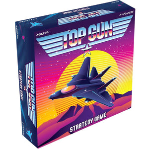 Board Games & Puzzles - Asmode Top Gun Strategy Game