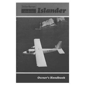 Britten-Norman - Britten-Norman BN Islander Owner's Manual (part# BBBN-O-C)