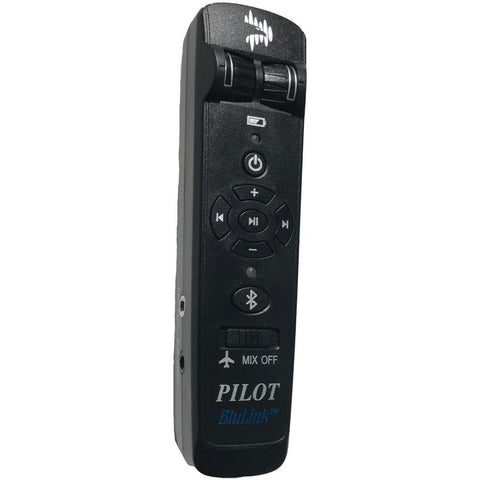 Cell And Music Adapters - Pilot USA BluLink II Bluetooth Cell Phone/Music Adapter