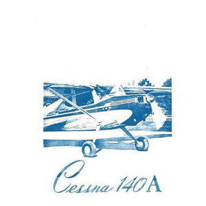 Cessna 140 - Cessna 140A 1949-51 Owner's Manual